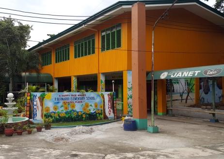 1950s Ponciano A. Bernardo Elementary School