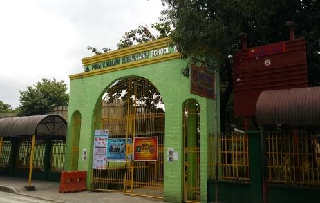 1953-1958 Pura V. Kalaw Elementary School