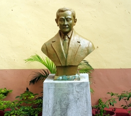 1971 Carlos Garcia High School (President Carlos Polestico Garcia, 1896-1971)