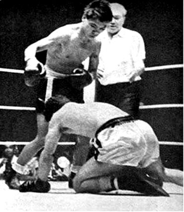 1960 Flash Elorde VS Harold Gomes