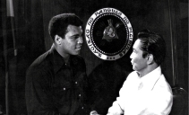 1975 Muhammad Ali and Pres. Ferdinand Marcos, Thrilla in Manila