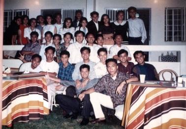 1992 AMDG Choir of Our Lady of Perpetual Help Parish, Cubao