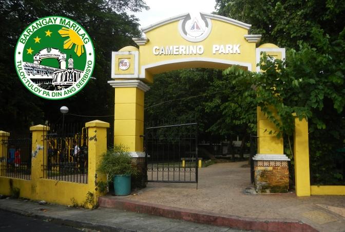 1975 Barangay Marilag, Camerino Park