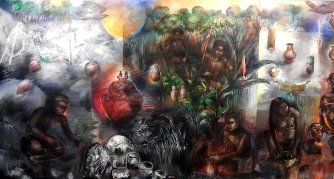 2014-15 02 benjie cabangis - prehistoric philippines ii