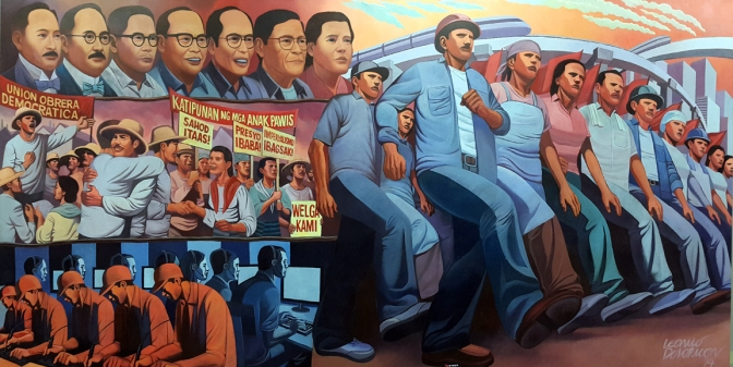 2014-15 22 neil doloricon - history of labor in the philippines