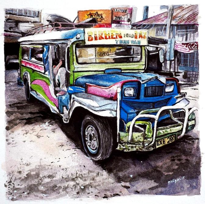 Z 2015 Peter Häger - Jeepney