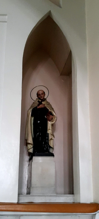 Carmel of St. Thérèse of Lisieux, South Transept, San Juan Dela Cruz