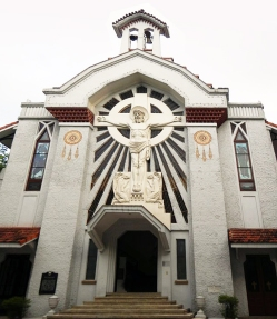 1927 Chapel of the Crucified Christ, Saint Paul University Manila