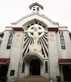 1927 Chapel of the Crucified Christ, Saint Paul University Manila