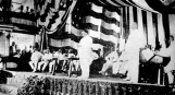 1907 William Howard Taft, with Governor-General James E. Smith, establishing the Philippine Assembly at the Manila Grand Opera House