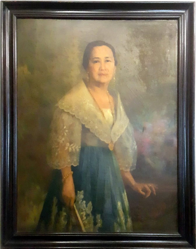 03 1953 Fernando Amorsolo - Dolores Morato Honrado Vera (1896-1980)