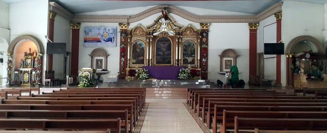 04 1999 Nativity of the Lord Parish, Altar