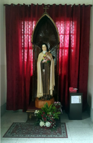 Carmel of St. Thérèse of Lisieux, Narthex, St. Therese