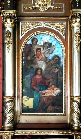 Altar, The Nativity