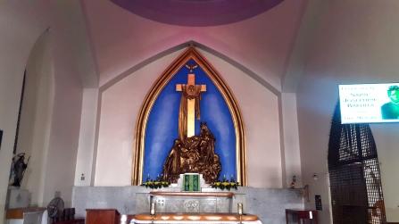 Carmel of St. Thérèse of Lisieux, Altar