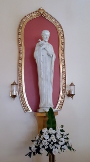 St. Joseph, North Aisle, Saint Joseph Convent of Perpetual Adoration