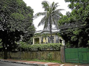 #45 Gilmore Avenue 45, 1927 Manuel Quezon House