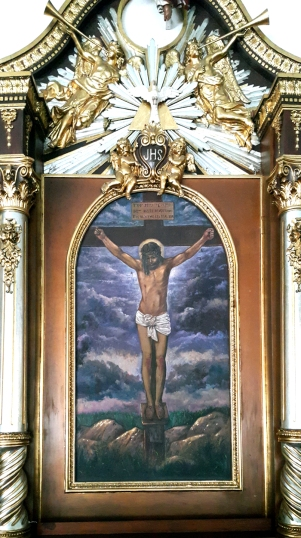 Altar, The Crucifixion