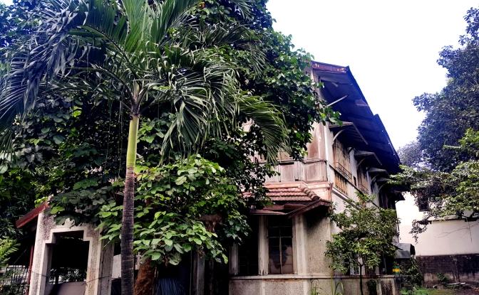 07 1940s Home, New Manila