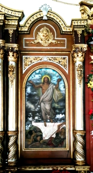 Altar, The Resurrection