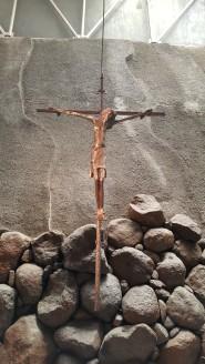 1998 SPUQC Chapel, Crucifix