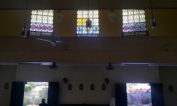 Narthex, St. Joseph Convent of Perpetual Adoration