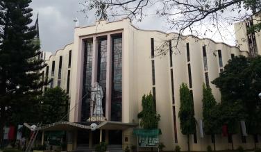 1933 Christ the King Mission Seminary, E. Rodriguez Avenue