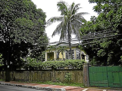 1927 Quezon Home at #45 Gilmore Avenue