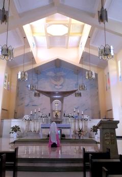 Altar, St. Joseph Convent of Perpetual Adoration