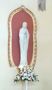 Blessed Virgin Mary, South Transept, St. Joseph Convent of Perpetual Adoration