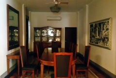 1940 Dining Room of the Vera-Perez Home