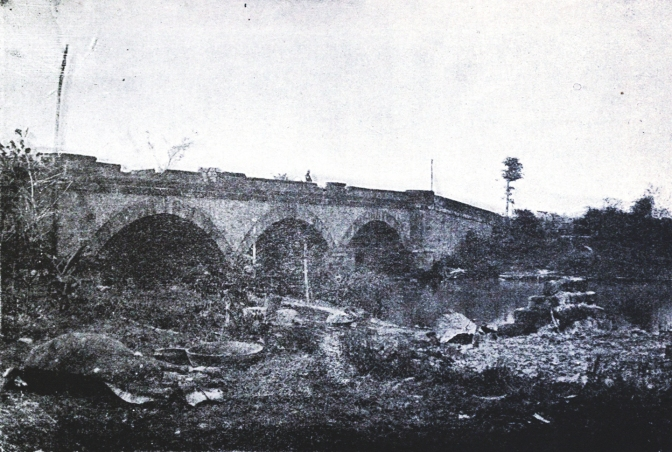 1899 Bridge of San Juan del Monte