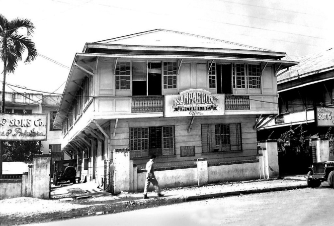 1945 Sampaguita Pictures