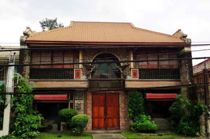 Bahay Sentenaryo