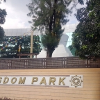 New Manila, Quezon City: Wisdom Park