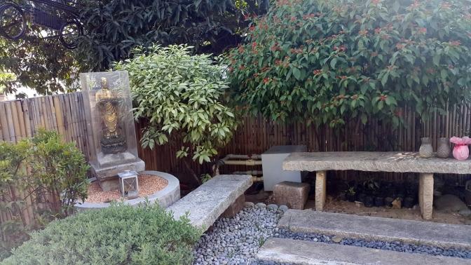 01 2012 Universal Wisdom Foundation, Inc. Meditation Garden
