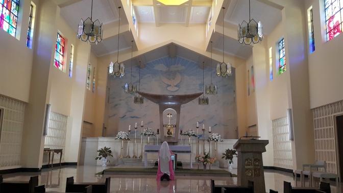 02 St. Joseph Convent of Perpetual Adoration, Altar