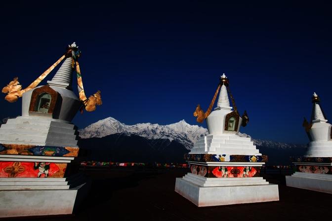 03 Stupa of Dêgê, Tibet