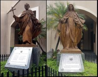 2004 Our Lady of Mount Carmel Parish & Shrine, St. John of the Cross & St. Teresa of Jesus