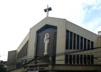 1951 St. Joseph Shrine, Cubao