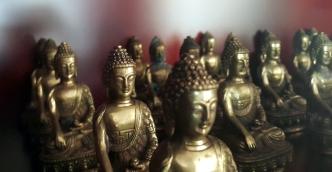 Shakyamuni Buddha, 2nd Floor
