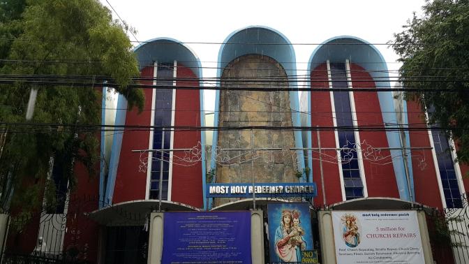 09 1954-1962 Most Holy Redeemer Parish