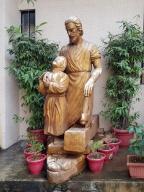 St. Joseph Building, St. Joseph and the Christ Child