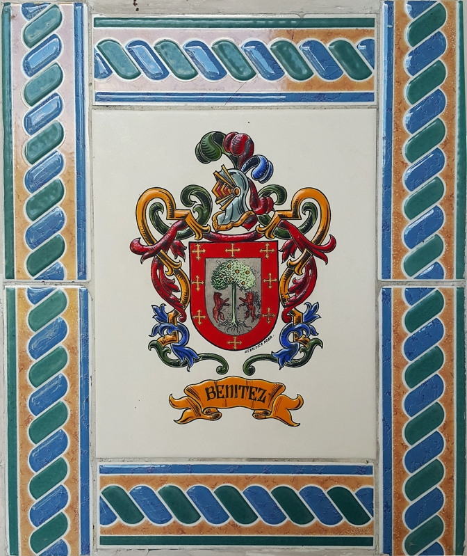 01 Benitez Coat of Arms