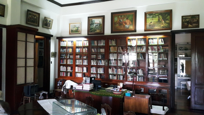 15 1929 Mira Nila, Reading Room and Office