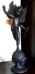 1910s-1920 Art Nouveau Putti