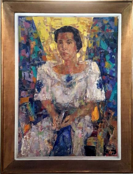 1963 Helena Zoila Tirona Benitez by Macario Vitalis