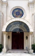 1949-50 Immaculate Conception Cathedral, North Façade Door