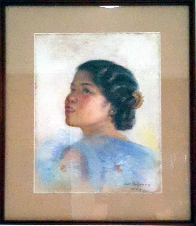 09 1953 Helena Benitez by Anita Magsaysay