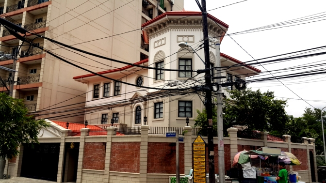 09 2003 Roman Catholic Diocese of Cubao, Bishop's Residence